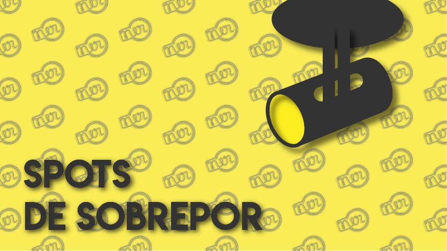 Spots de Sobrepor | Ner Casa de Luz
