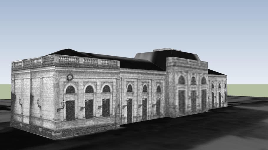 Dworzec Wiedeński, Nowa Poczekalnia