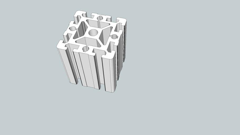 KJN 90x90 Heavy Aluminium Profile