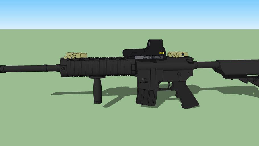 M4 Rifle (Mod)