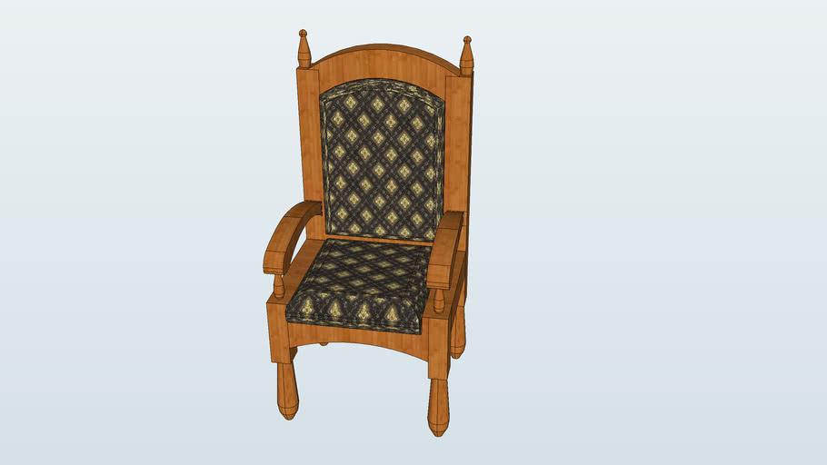Kingpin Throne