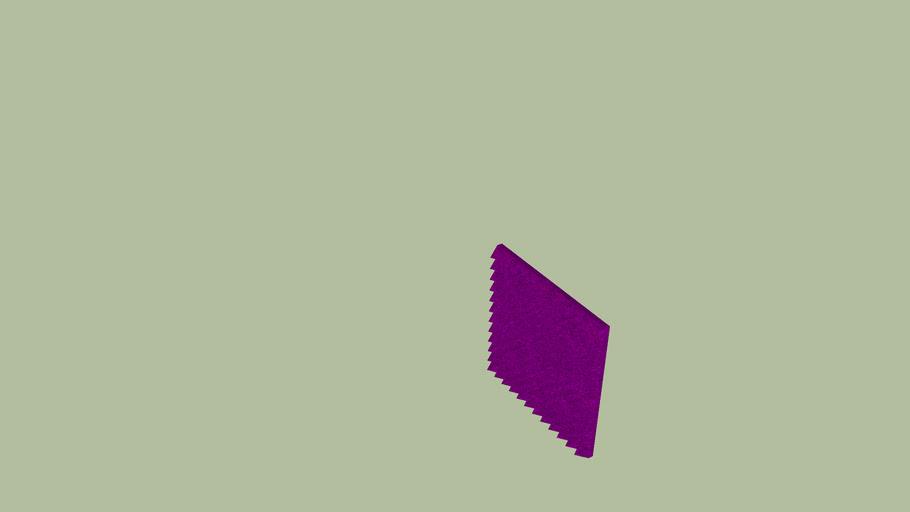 Auralex Studiofoam 2'' Pyramids diffuser