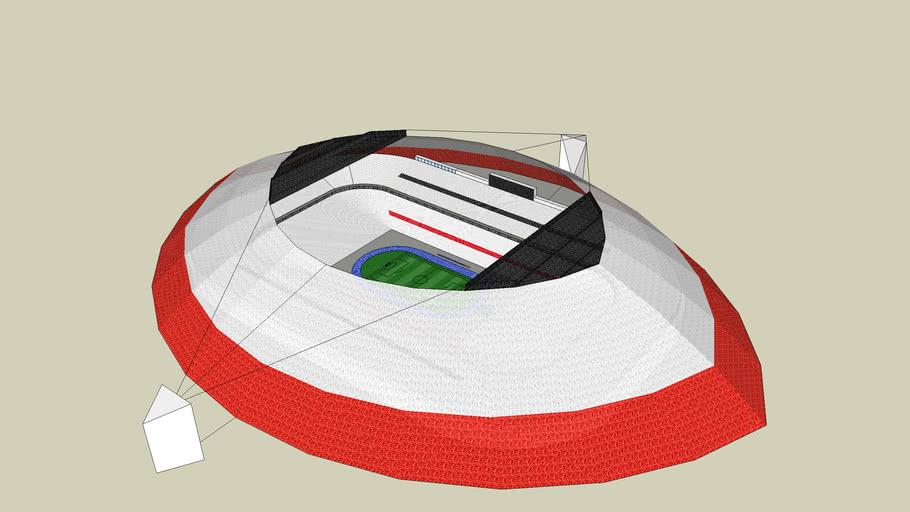 The Eye Dome Stadium