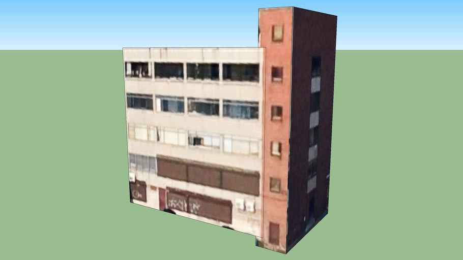Building in Dublin 1, Ireland