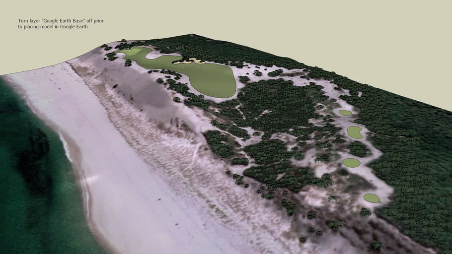 The Colonists Club - 14th Hole  |  2010 Golf Digest Dream Hole