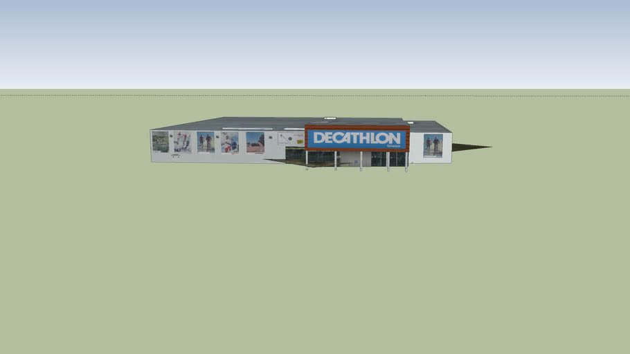 Decathlon Oeste
