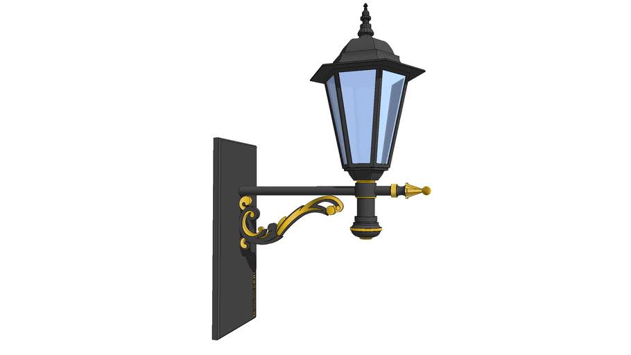 Светильник парковый К-4 / Park light fitting K-4