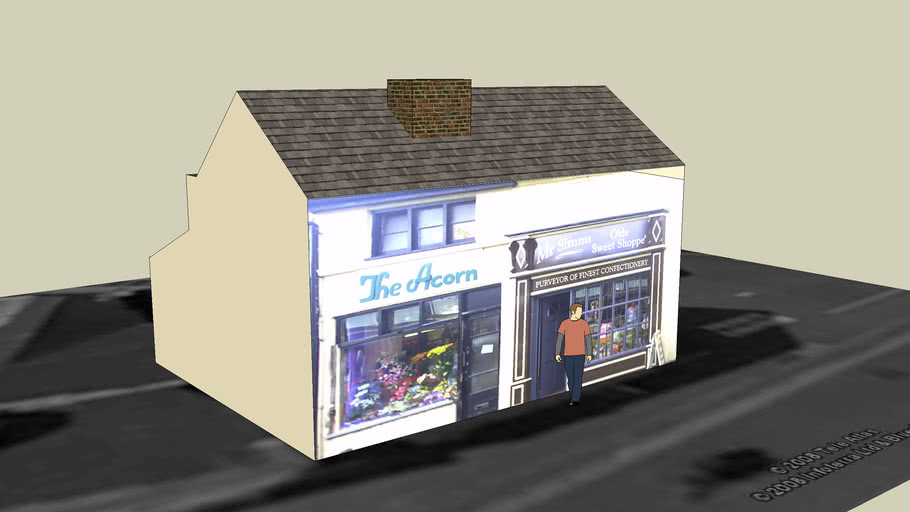 sweet shop longton, stoke on trent