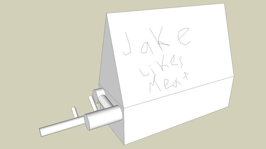 Jake likes Me*t