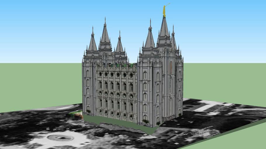 LDS Temple Salt Lake City