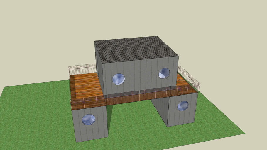 container house casa