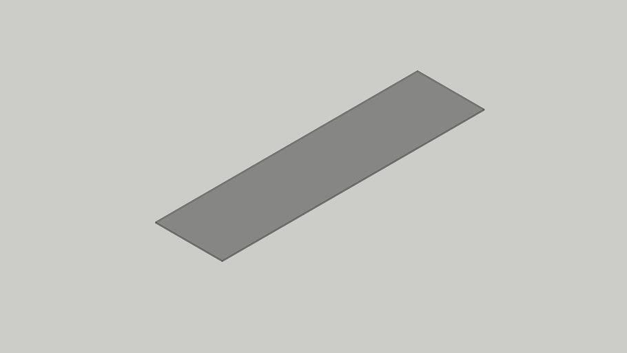 Generic Glass Sheet (Dynamic Component)