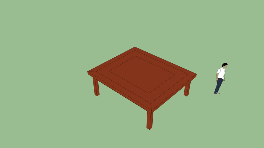the Brown Table