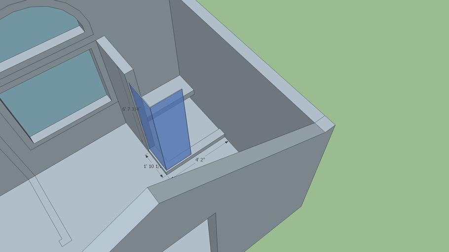 Seeberg bathroom layout