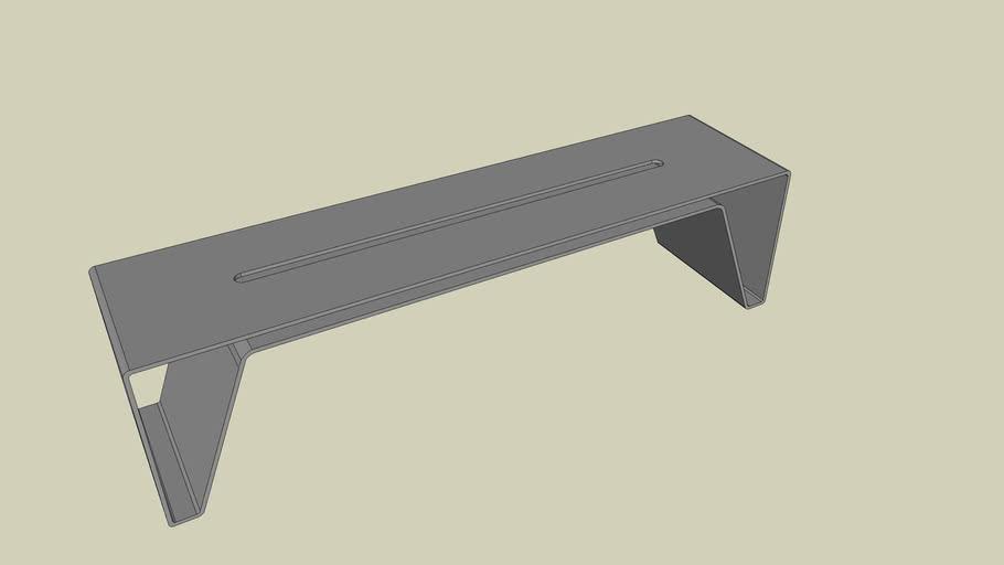 LR120 Radium Bench by mmcite'