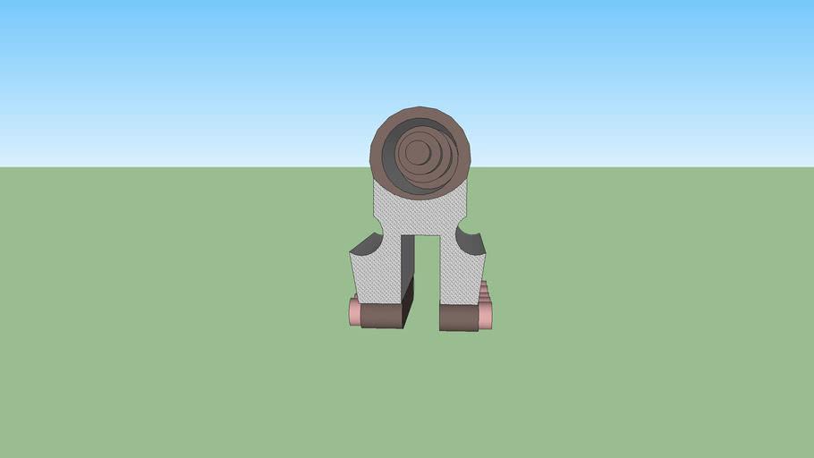 My Machine weapon!