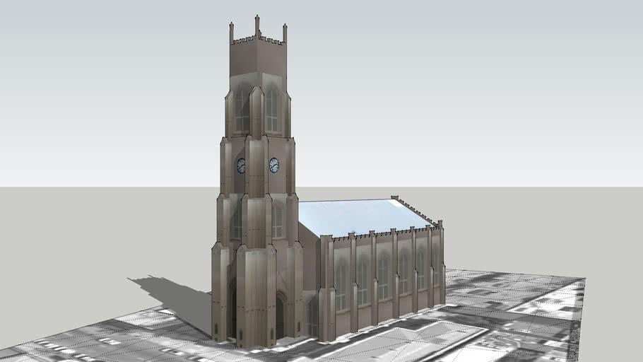 St. Patrick's Church (New Orleans, Louisiana)
