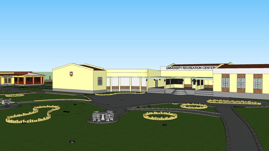 University Recreation Center, MTU