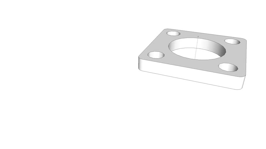 GoBILDA-2803-23mm_SSThreadedPlate