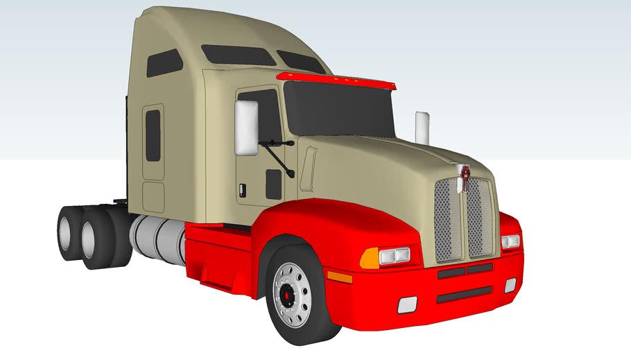 Kenworth T600 :)