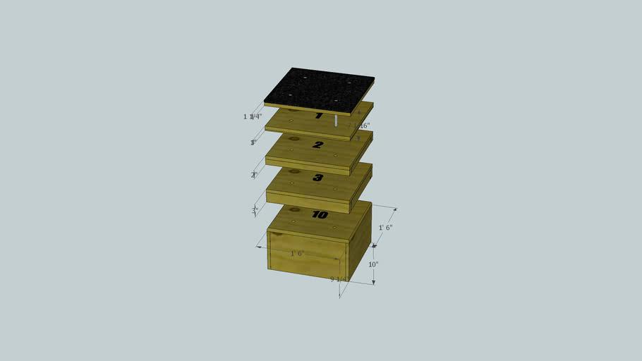 Squat Box