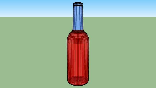 Wine Cooler Bottle