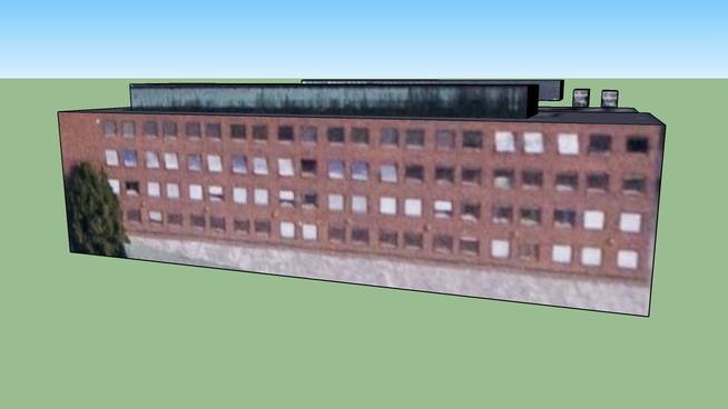 Bâtiment situé Stockholm, Suède