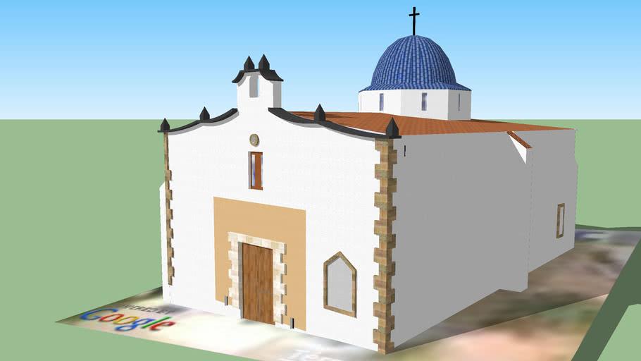 Josekorn,Ermita de San Vicente Ferrer, Teulada