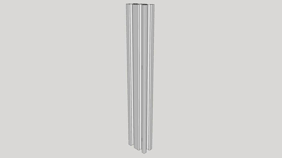 V-Slot 20x40x250 Linear Rail_1_0