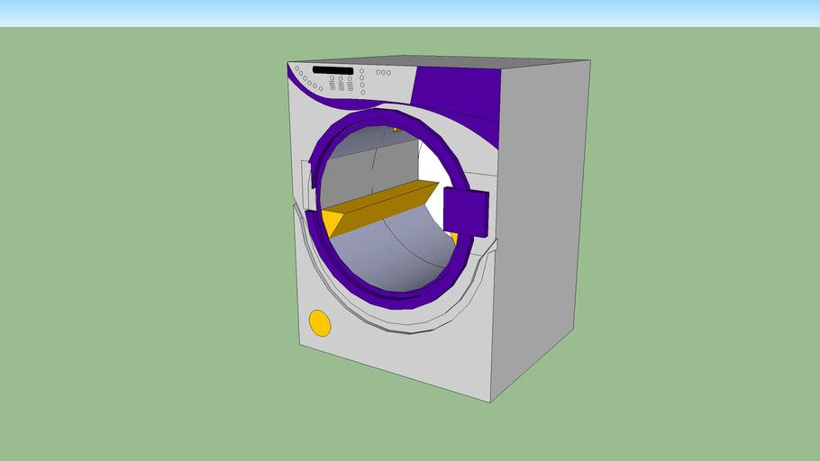 Dyson Contrarotator CR01 Memory Washing Machine 2000