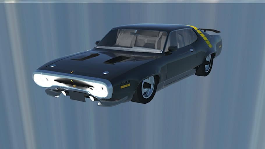 71 Plymouth Roadrunner