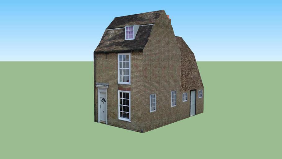 Laburnum Cottage (Late 19th Century)