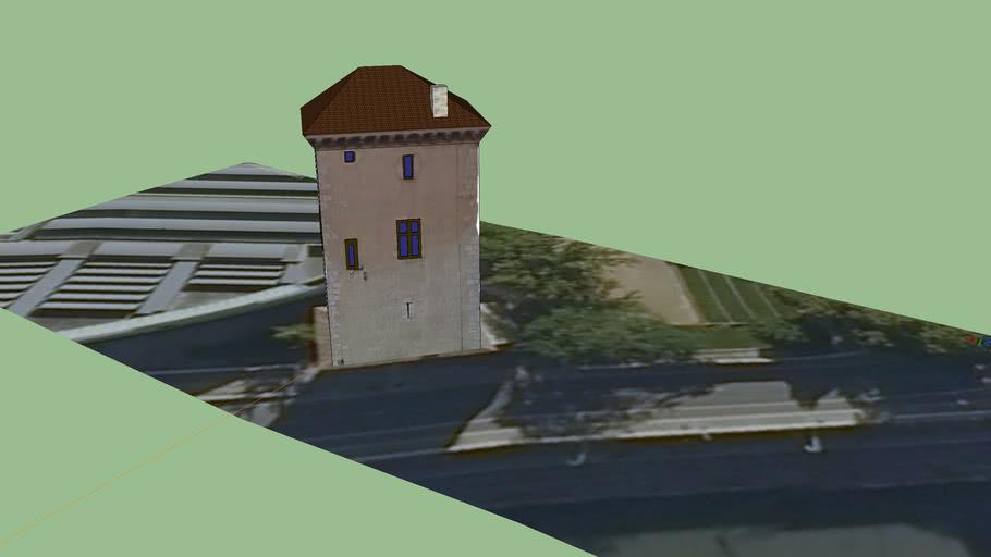 la tour de l'isle