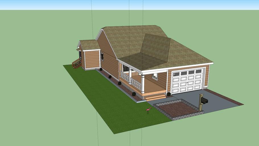CedarRidge House Design 1