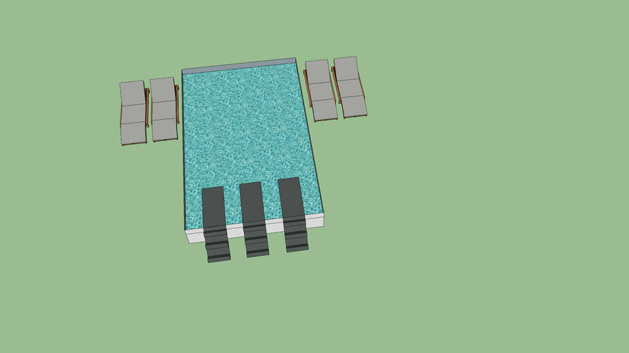 Pool Structure 4