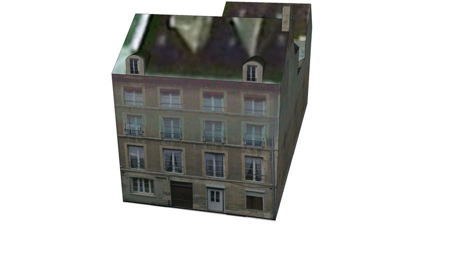 12 Rue Pemagnie, 14000 Caen, France