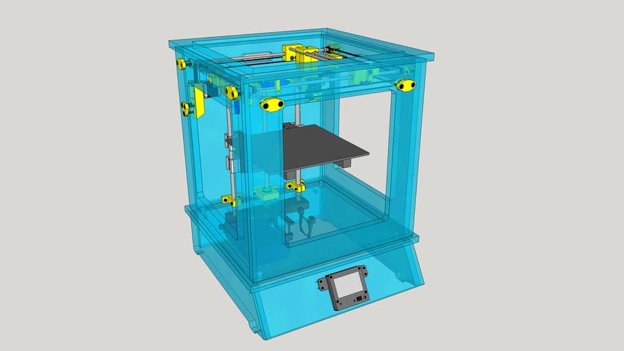 3D Printer 023