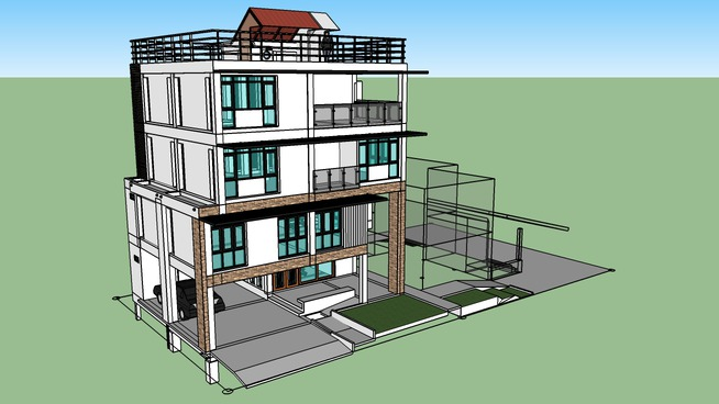 Samsean House