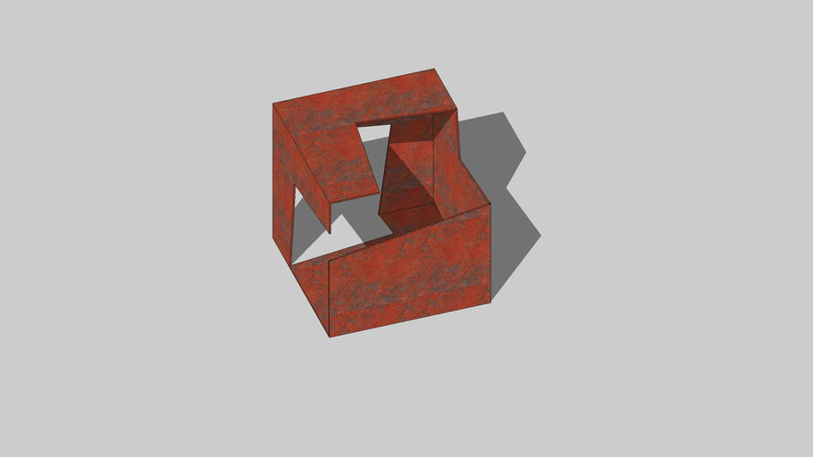 caja metafísica Oteiza