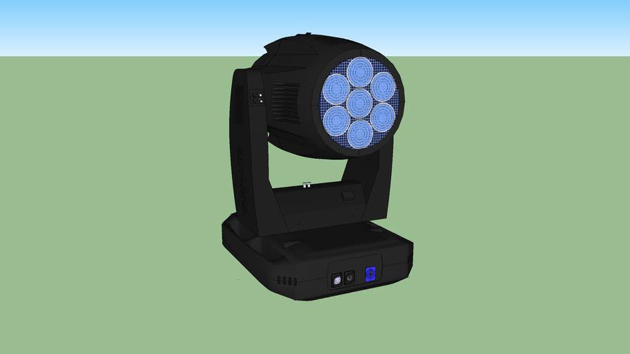 Vari-Lite VLX LED Moving Head