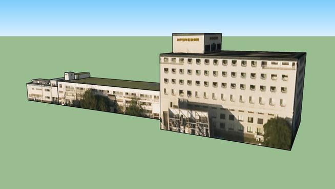 日本, 兵庫県神戸市兵庫区 百年記念病院