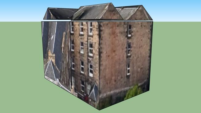 Building in Edinburgh EH9 1JZ, UK
