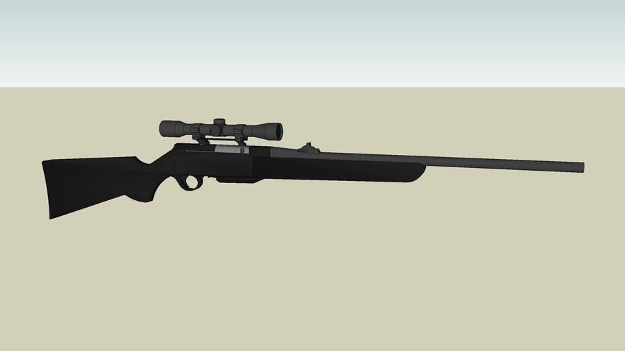 SAVAGE ARMS 308. CALIBER RIFLE