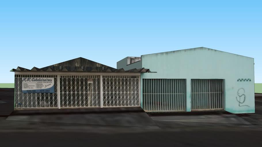 Casa na Rua Rio Branco