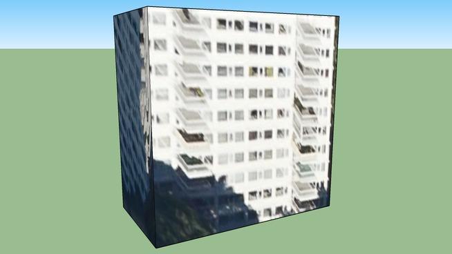 2592 XN 海牙, 荷兰的建筑模型