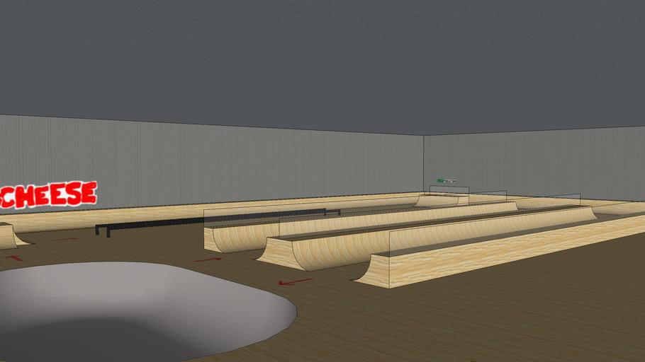 Skateboarding Arena