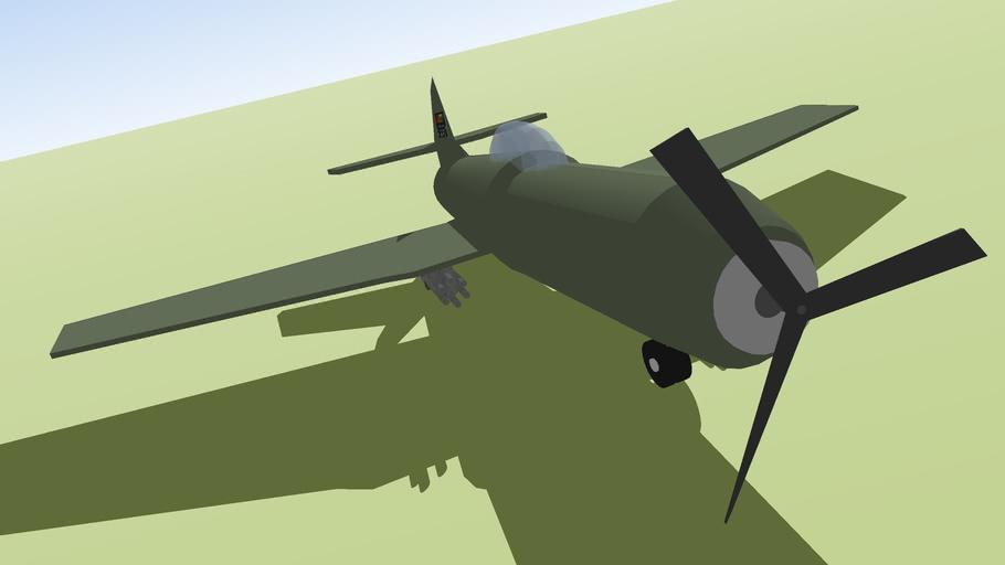 War Plane (Updated)