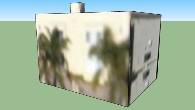Bâtiment situé San Diego, Californie, États-Unis