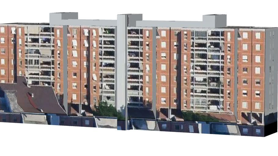 Via Santi-Nobili-Rossi Edificio 6