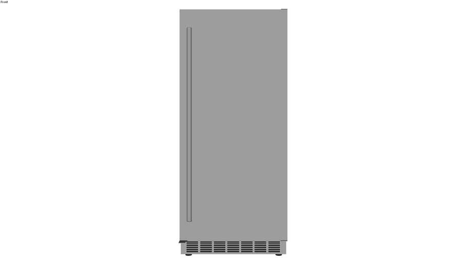 Ice Maker Built-in 127V Elettromec